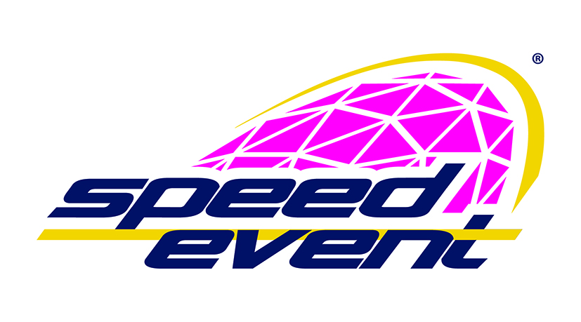 logo speed event the lab events